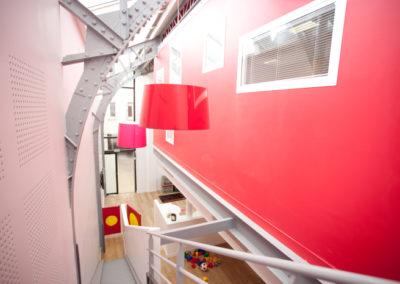 Bâtiment adapté à la petite enfance : la Crèche Nougatine