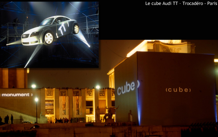 Cube AUDI