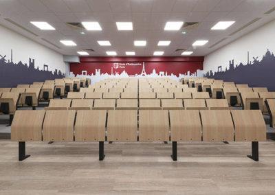 Ecole d'ostéopathie : adapter l'école à sa fonction