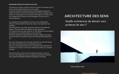 Architecture des sens