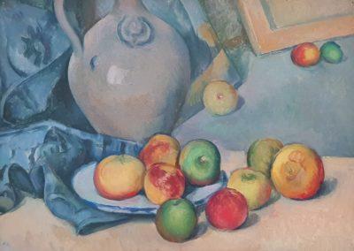 Cézanne_Pichet de grès