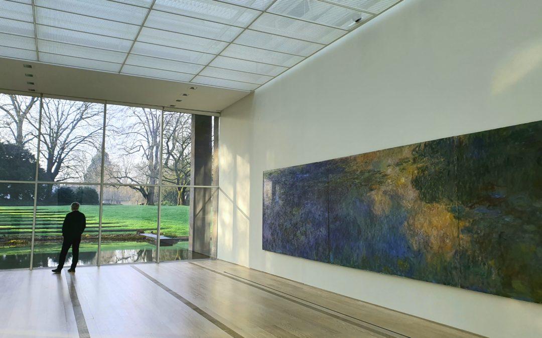 Fondation Beyeler et Renzo Piano, belle découverte